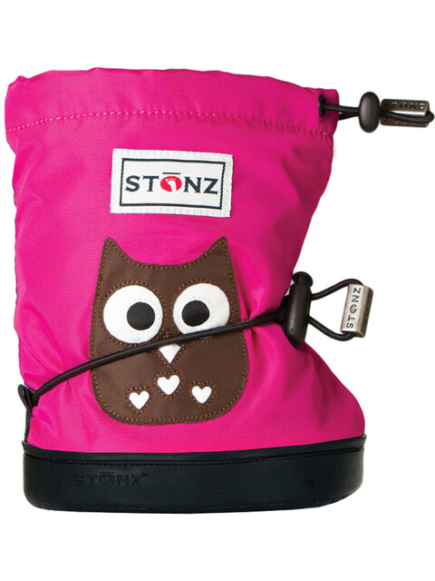 Stonz Owl Booties PLUSfoam Fuchsia